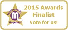 TheoCooks – shortlisted for Best Lifestyle Service!