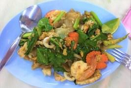 Pad See Ew Recipe 2- Wok Fried Noodles - Bangkok Streetfood
