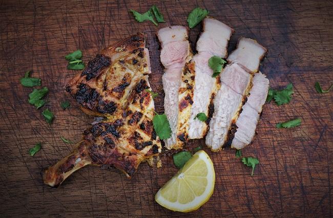 Uchucuta Marinated BBQ Pork Chops   Peruvian Recipe
