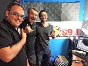 Radio Interview on 89.5 Phuket Live
