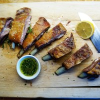 Lamb Ribs Recipe with my Greek Marinade for Lamb