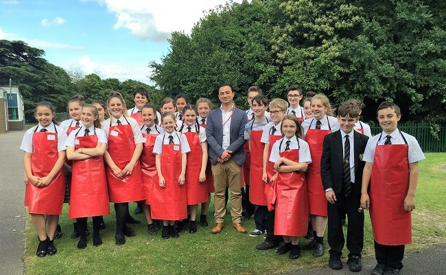 Sheredes School Annual Masterchef Competition 2016