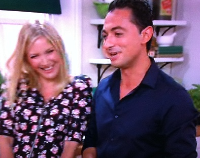Watch Theo, Lisa Faulkner & Matt Tebbutt on The Food Network