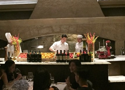 Theo Michaels Guest Chef Sheraton Grande Sukhumvit Bangkok Thailand
