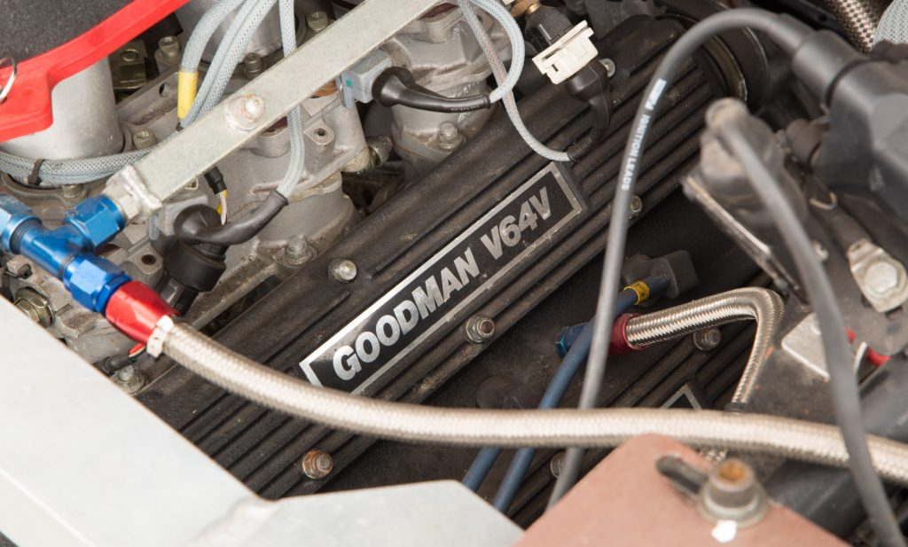 MG Metro 6R4 For Sale - Engine and Transmission 4