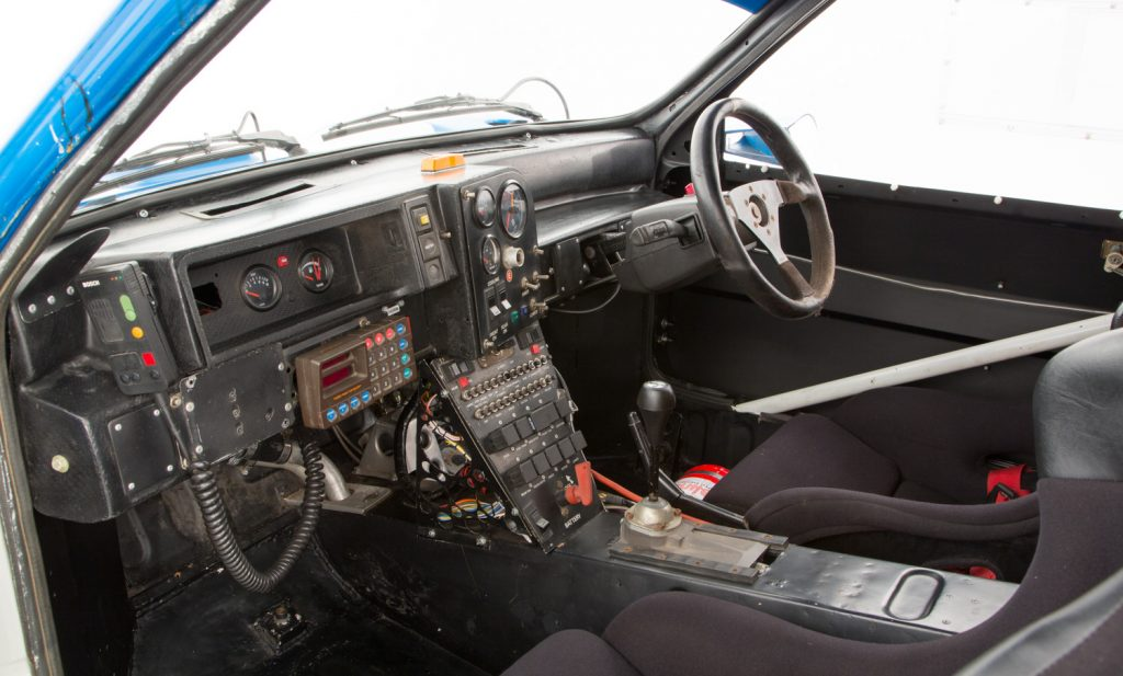 MG Metro 6R4 For Sale - Interior 5