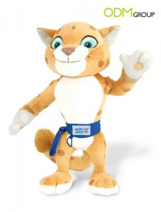 Promo gift: Sochi Olympics Mascot