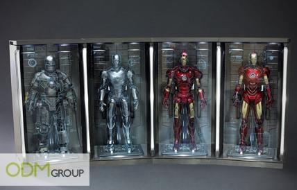 Fulfill Childhood Dreams with Iron Man's Limited Edition Collectibles!