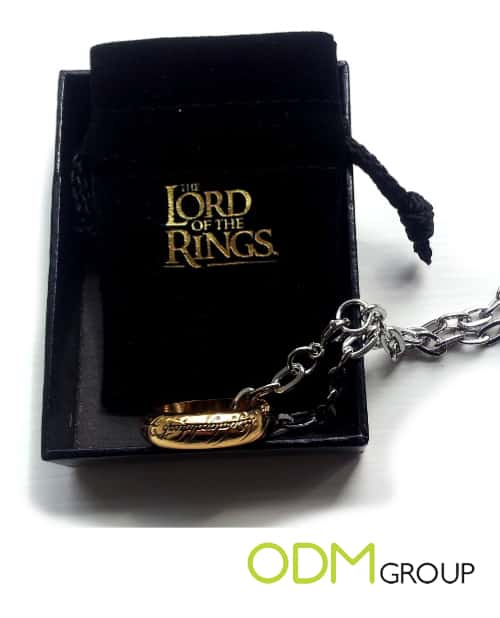 Collector Edition Items: The Lord of the Rings One Ring