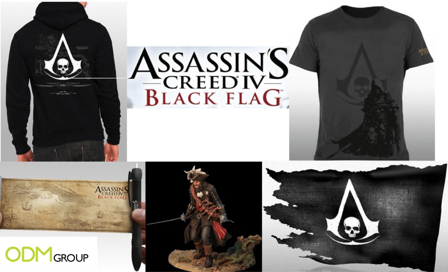 Defy the Assassin's Creed with these high-end goodies.