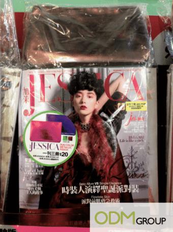 Jessica Magazine Promo Gift