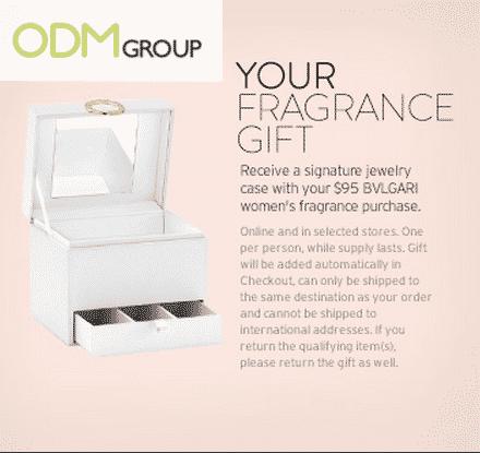 Premium Promotional Products - BVLGARI Jewelry Case