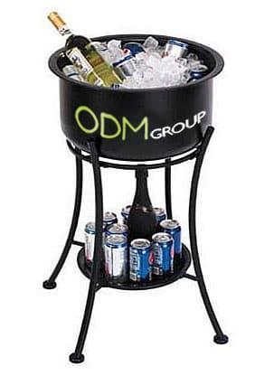 Unique Promotional Idea - Beverage Stands