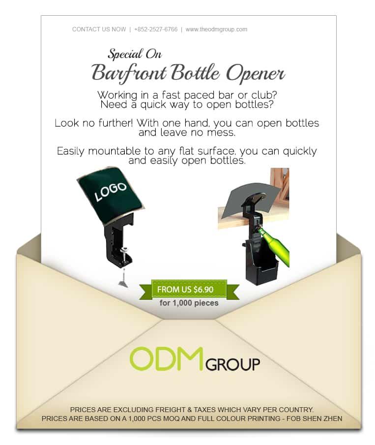 Special Offer Promo - Barfront Bottle Opener
