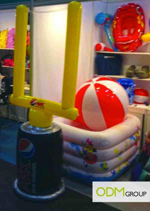 Custom Inflatables - Beach items