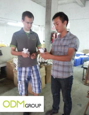 China Factory Visit Buyer Diary 30 ODMs Role in Factory