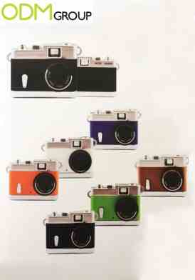 Gift With Purchase Option: Mini Retro Camera