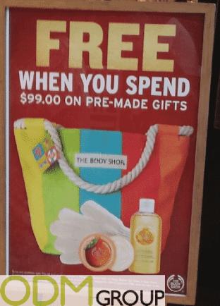 Marketing Budget Efficient usage by Body Shop