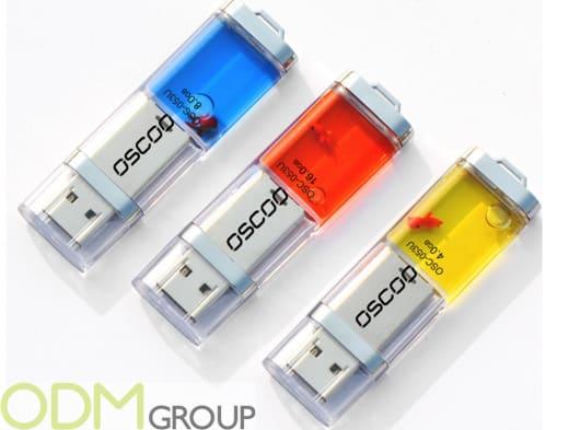Freight Industry Gift Idea: Aqua USB