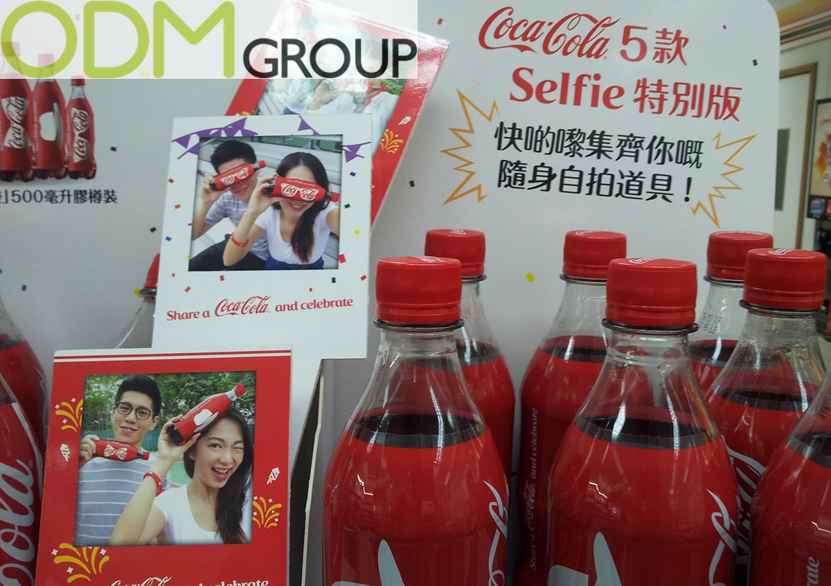 Coca Cola Competitive Promotion - Mobile Photo Printer