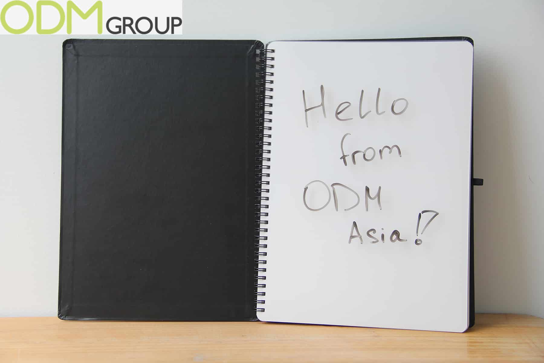 Office Promotion Idea – Whiteboard Notebook