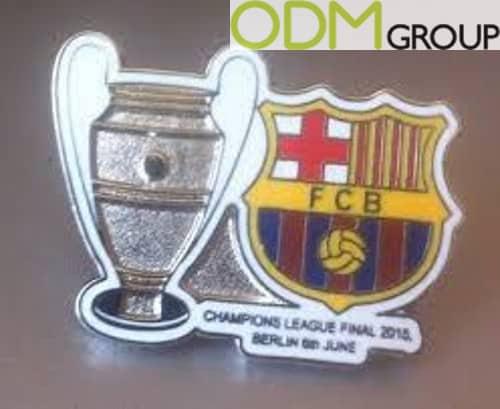 Football Promo Idea – Champions League Final Pin by FCB