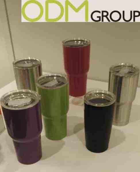 Stainless Steel Travel Mugs - Corporate Gift Ideas
