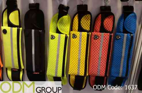 Branded Sport Promotion - Custom Fanny Packs for Outdoor and Indoor Sports
