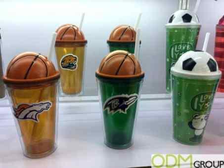 Creative Sports Promo - Custom Cups