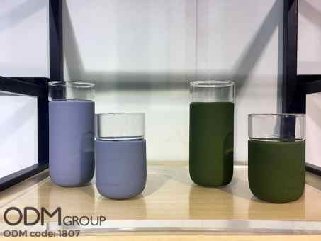 Silicone Sleeve Glasses - Smart Product Design