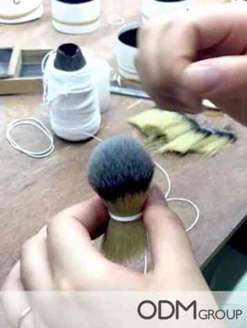 Manufacturing in China - Custom Shaving Brushes