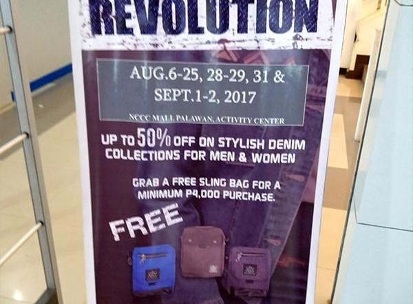 GWP Sling Bag