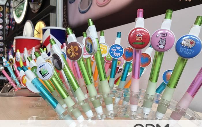 custom pens canton fair