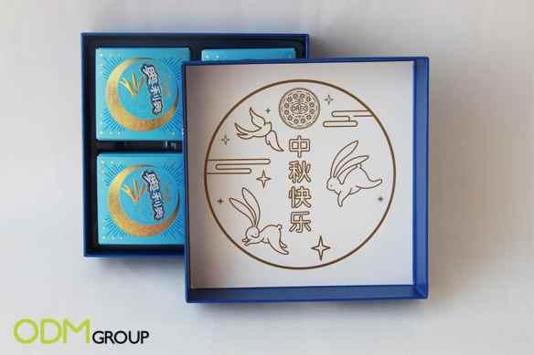 Custom Gift Box Factory - Oreo Mooncake Packaging