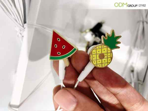 Promotional Music Accessories: Chic and Trendy Custom Earphones