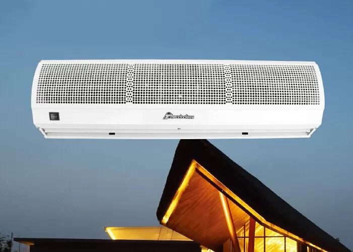 theodoor air curtain compact air curtain