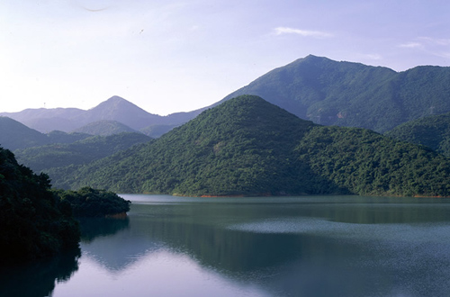 To Tai Tam Reservoir