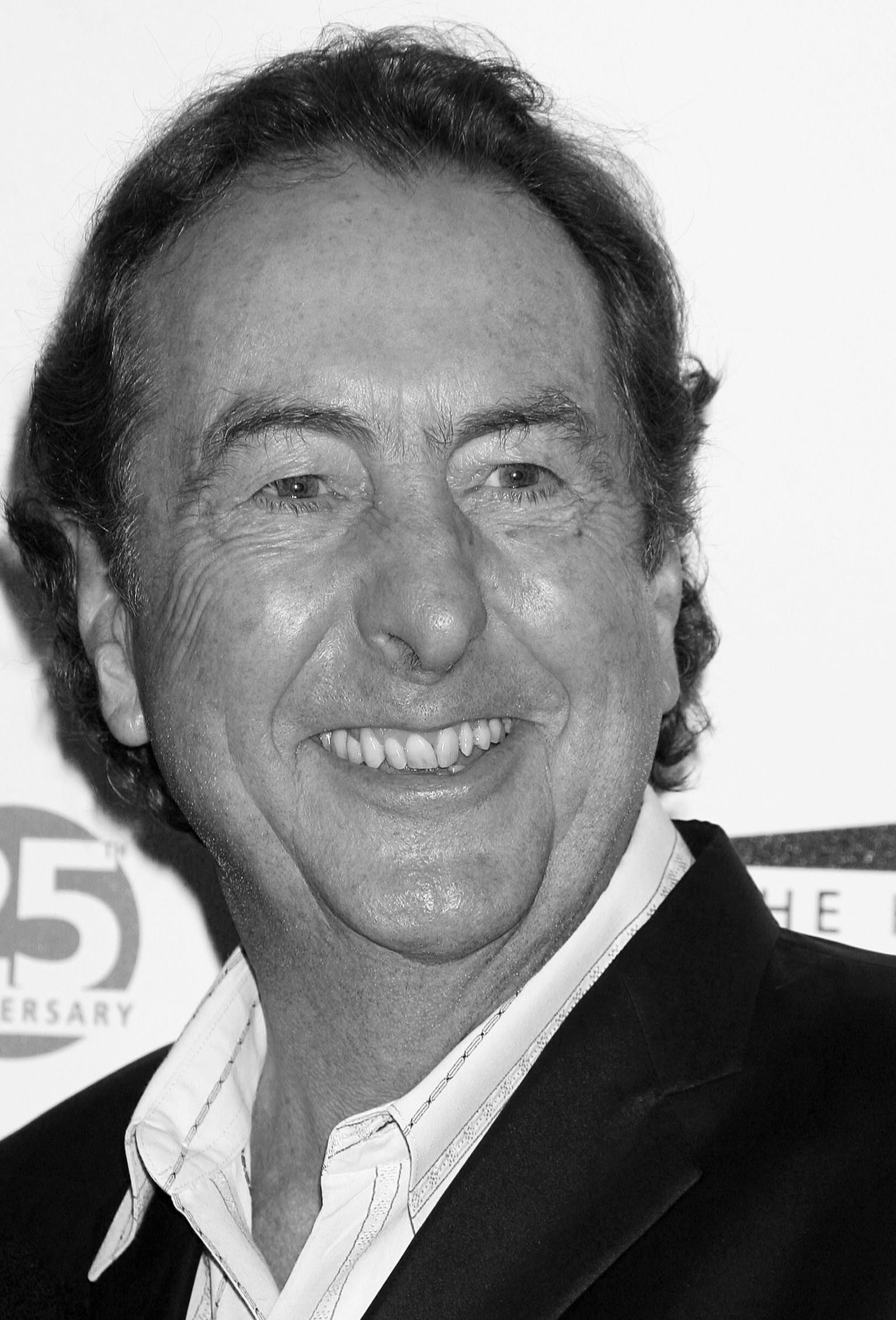Eric Idle arrives at the Best Friends Animal Society's 2009 Lint Roller Party at the Hollywood Palladium on October 3, 2009 in Hollywood, California. Picture by Derek Ross/LFI