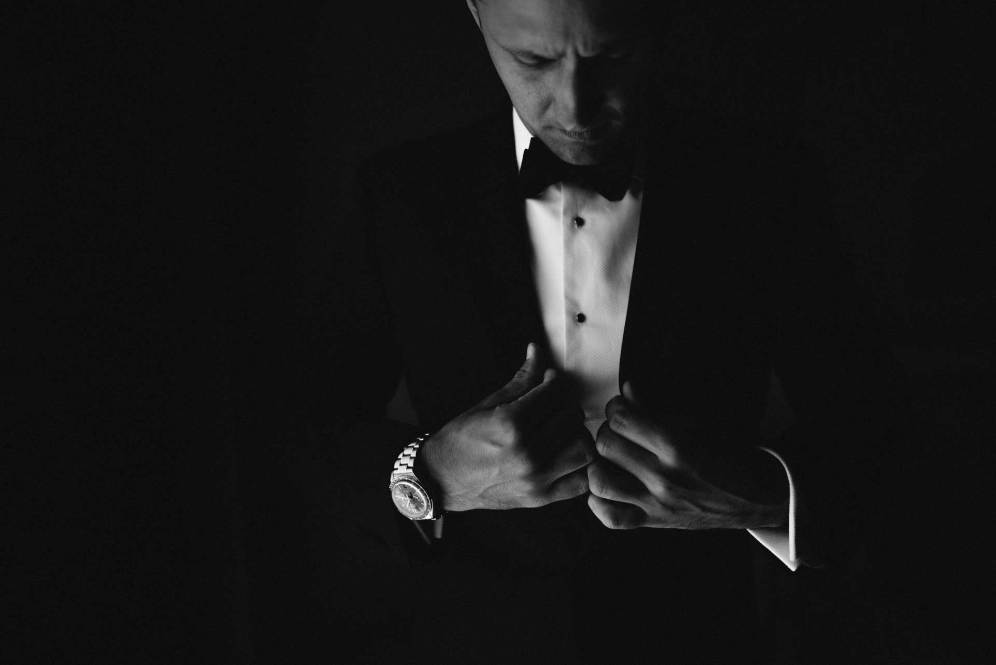 The Perfect grooms suit