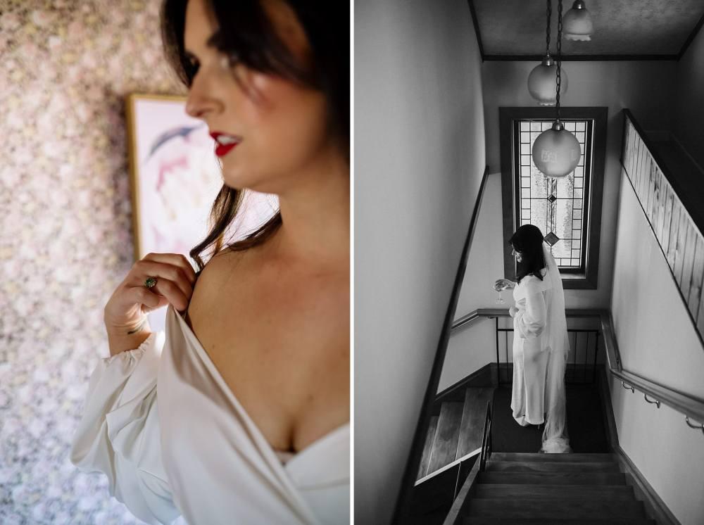 Bride portraits in grace loves lace veil