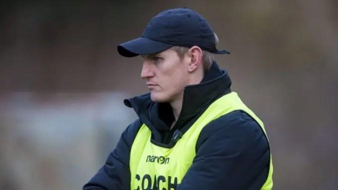 Scotland Unde-19 (and Currie Cheiftains) head coach Ben Cairns