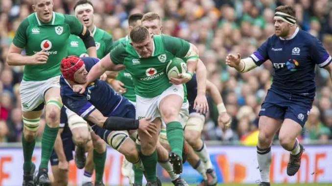 Ireland v Scotland Six Nations