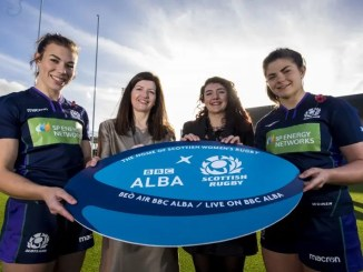 ouise McMillan, Iseabail Mactaggart, Iona Whyte and Lisa Thomson
