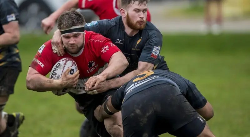 Glasgow Hawks v Currie Chieftains