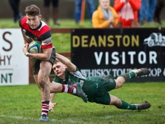 Stirling County v Hawick