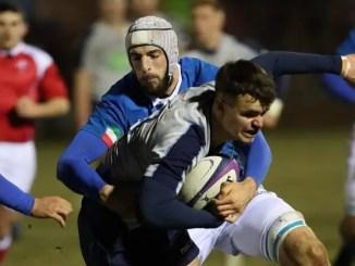 scotland Under-20 v Italy Under-20