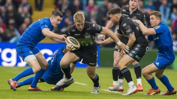 Glasgow Warriors and Leinster drawn in same Guinness PRO14