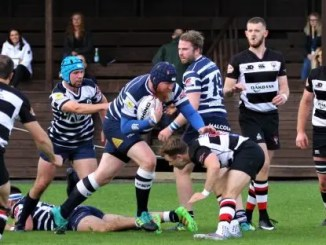 Glasgow Accies v Dumfries