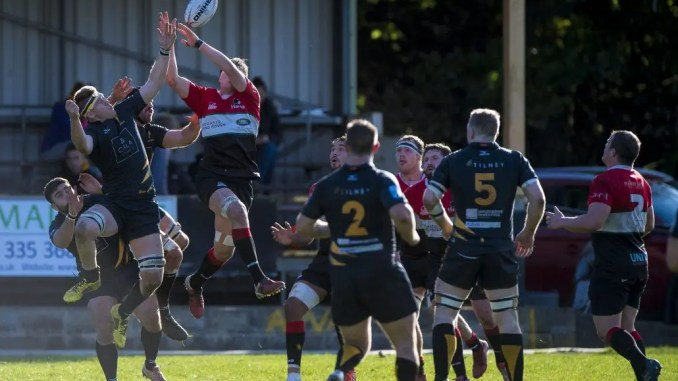 Glasgow Hawks face Currie Chieftains this weekend.