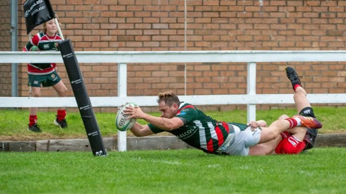 GHA came out on top in a thriller against Glasgow Hawks.